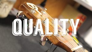 Quality Control at Teton Guitars