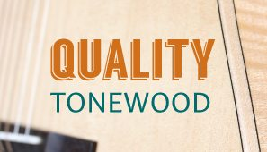 How to determine tone woods in Teton Guitars' model numbers