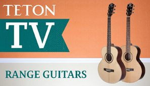 Teton Range Guitars Demo – Home on the Range