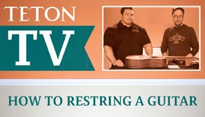 How to Restring a Guitar