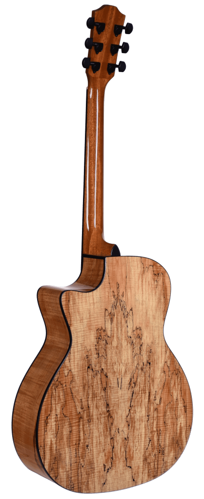 STA130SMCENT Teton Auditorium Guitars Back and Sides