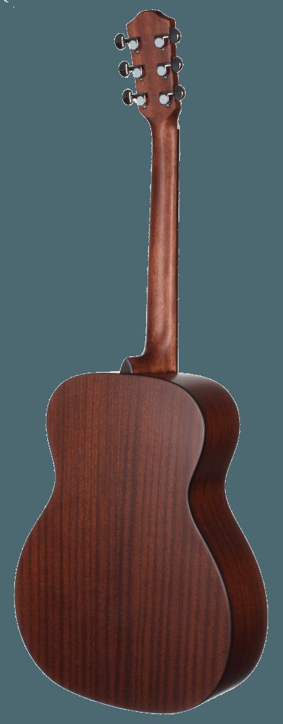 STG105NT Grand Concert Teton Guitar - Back and Sides