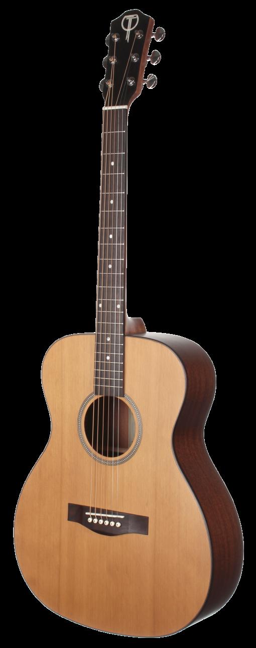 STG105NT Grand Concert Teton Guitar