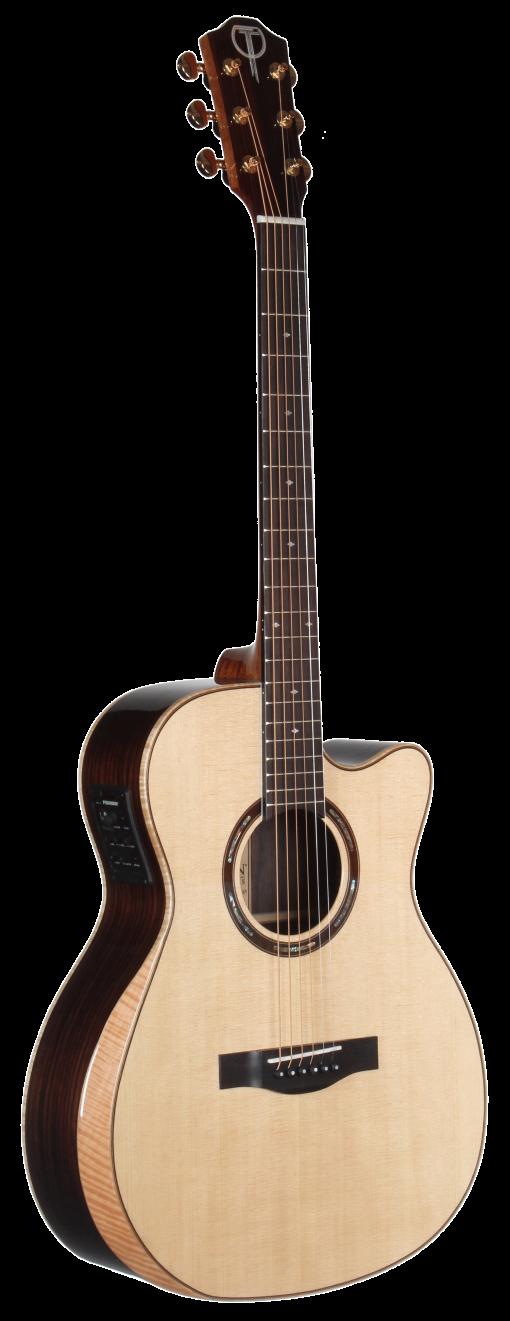 STG150CENT-AR Arm Rest Teton Guitar