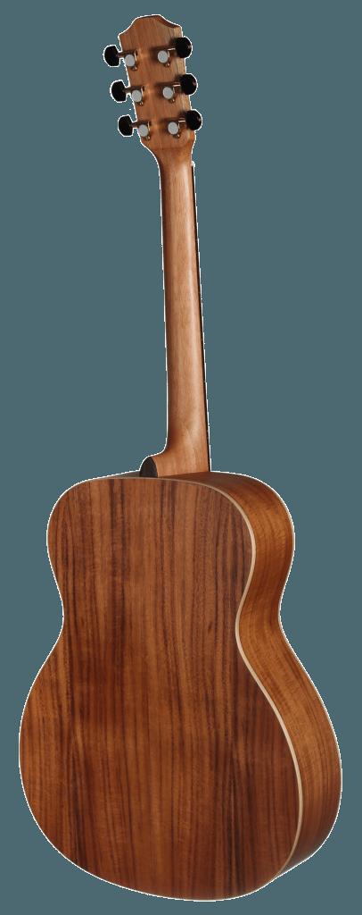 STG170NT Teton Grand Concert Guitar - Back and Sides