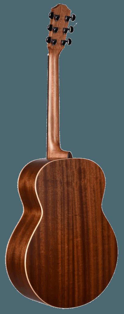 STJ105NT Teton Jumbo Guitar Back and Sides