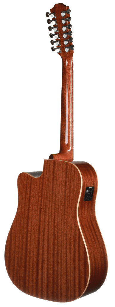 STS100CENT-12 Teton Acoustic Guitar Back and Sides