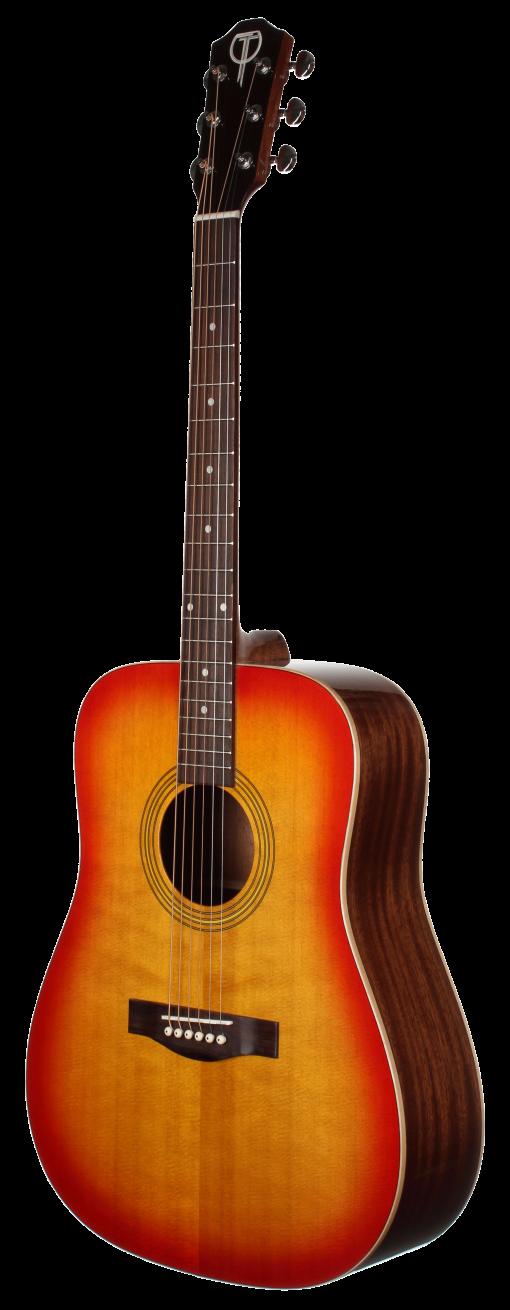 STS100HS Acoustic Teton Guitar