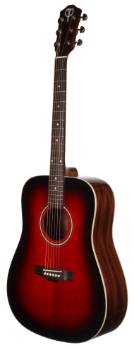 STS100TRS Dreadnought Teton Guitars