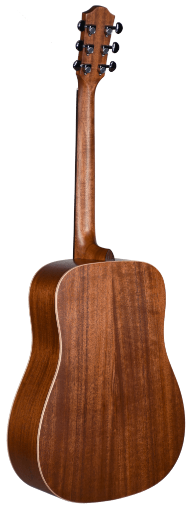 STS103NT-OP Teton Acoustic Guitar Back and Sides