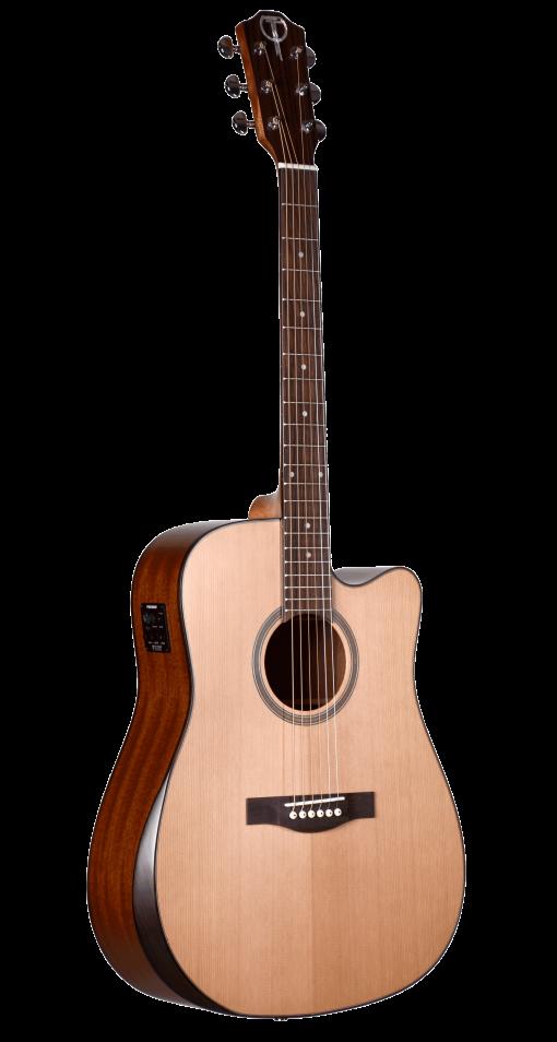 STS105CENT-AR Teton Acoustic Guitar