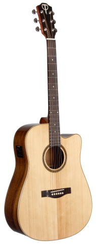 STS110CENT Acoustic Teton Guitar