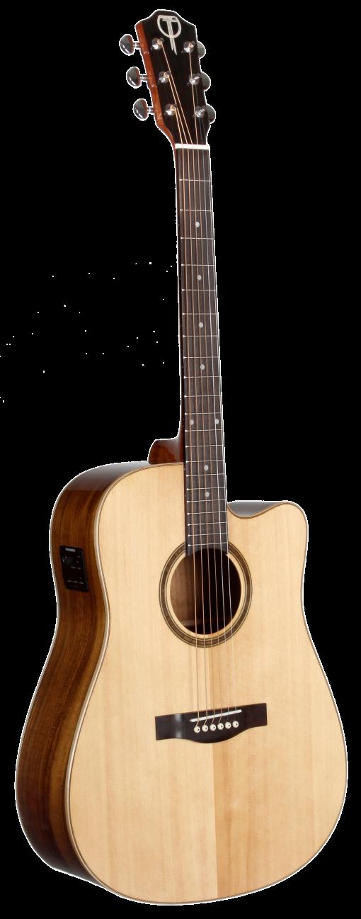 STS110CENT Acoustic Teton Guitar