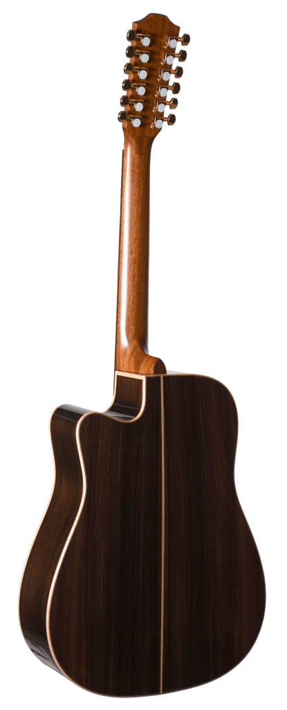 STS150CENT-AR-12 Teton Acoustic Guitar Back and Sides