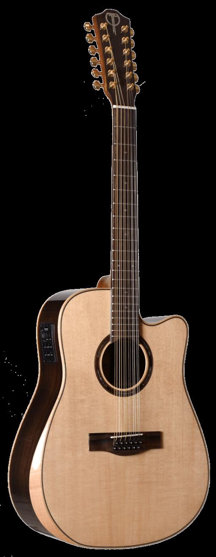 STS150CENT-AR-12 Teton Acoustic Guitar