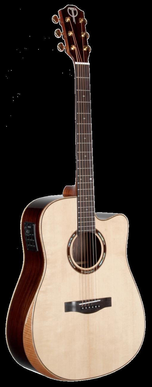 STS150CENT-AR Arm Rest Teton Guitar