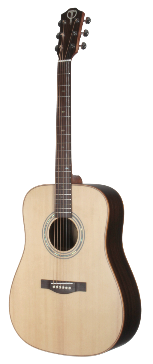 STS150ENT Acoustic Teton Guitar