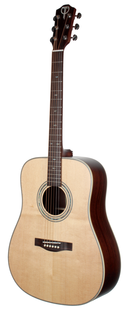 STS150NT Acoustic Teton Guitar