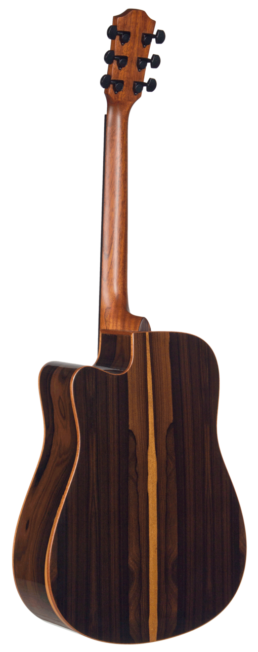 STS160ZICENT Teton Dreadnought Guitars with Zizicote Back and Sides