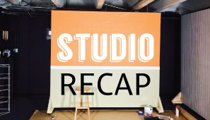 Teton Studio: Before, During and After