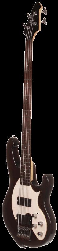 TB20TBK Teton Electric Bass Guitar
