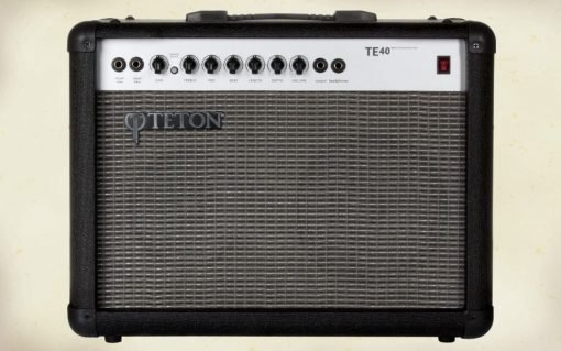 TE40 40-watt Teton Electric Guitar Amplifier