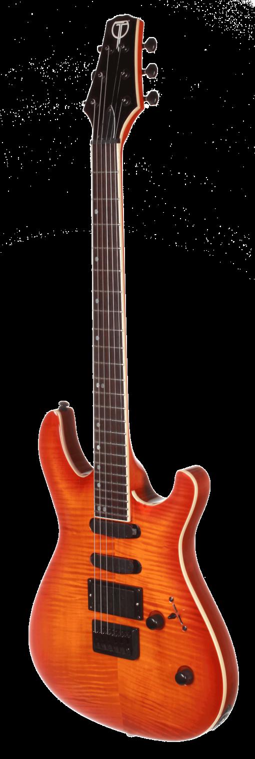 TRS20HS Teton Electric Guitar