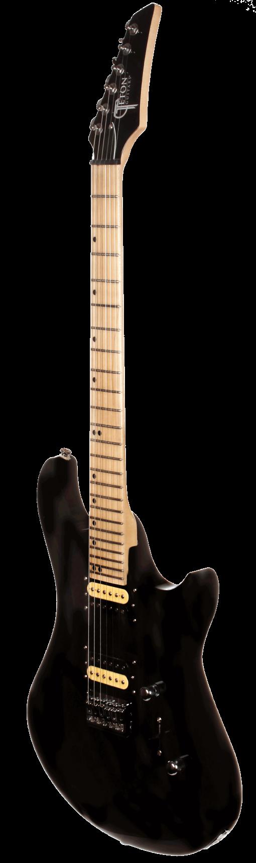 TW10BK Teton Electric Guitar
