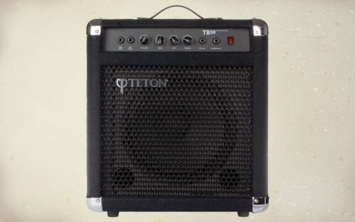 TB30 30-watt Teton Bass Guitar Amplifier