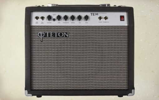 TE30 30-watt Teton Electric Guitar Amplifier