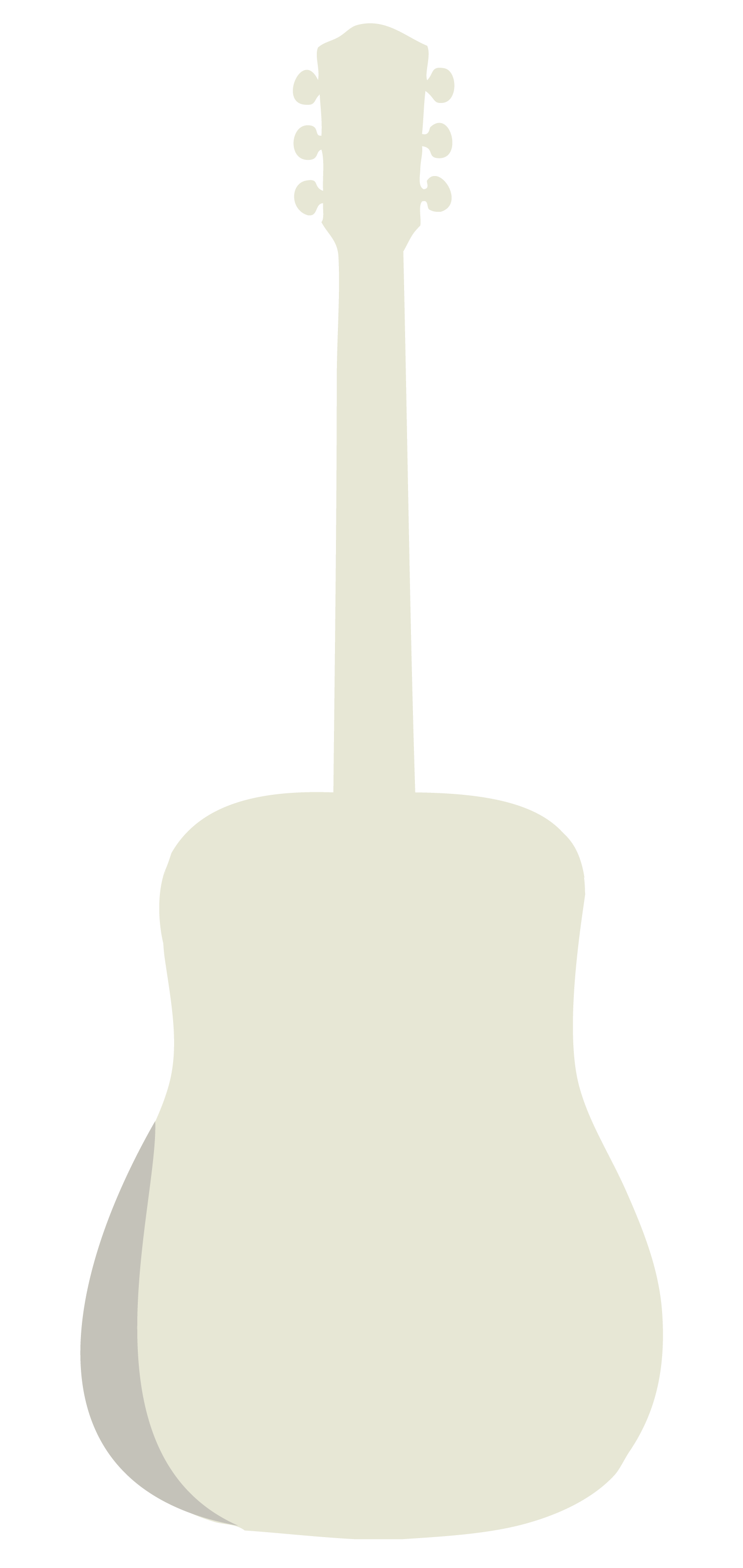 Teton Guitars STS105NT-AR Dreadnought - Armrest