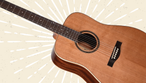STS105NT – The Guitar That Started It All
