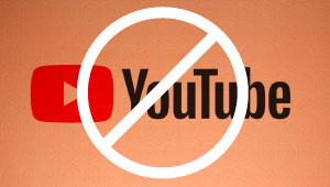 Bye, Bye YouTube