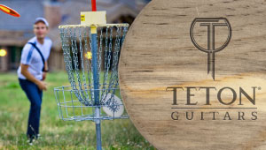 Disc Golf and Tone Woods