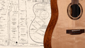 Part 1 – Start to Finish of a Guitar