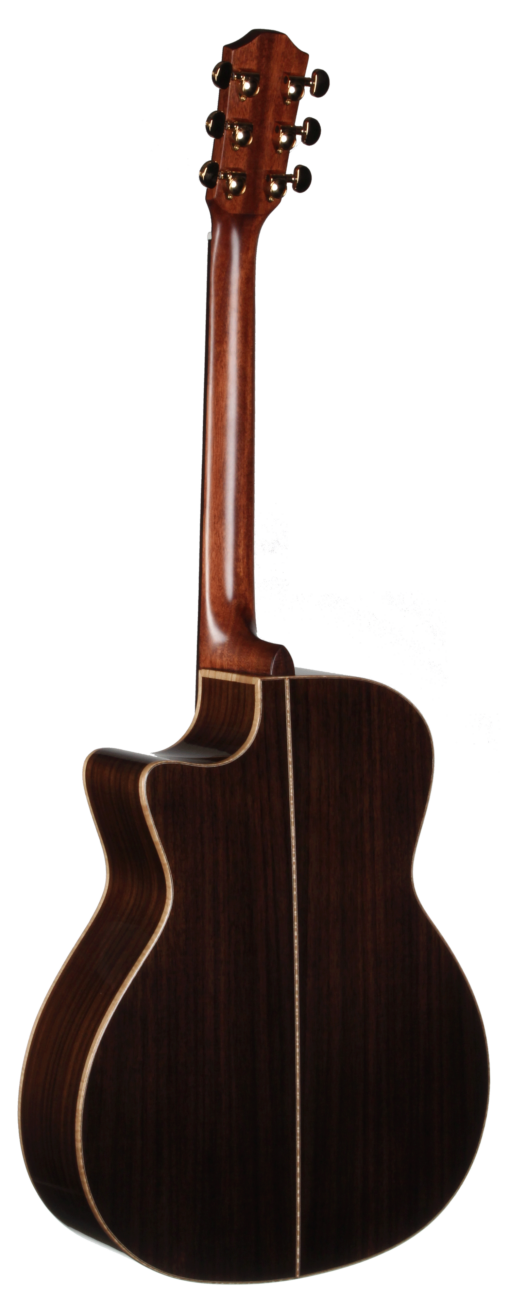 STA150CENT-AR Arm Rest Teton Cutaway Guitar with Rosewood Back and Sides