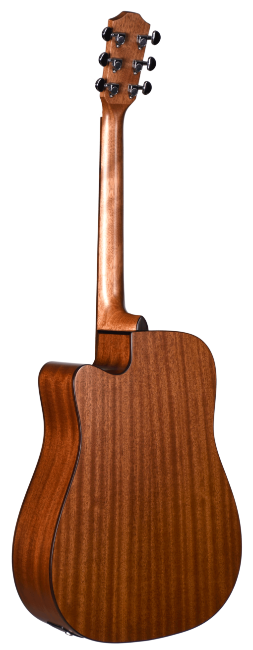 STS105CENT-AR Teton Acoustic Guitar Back and Sides