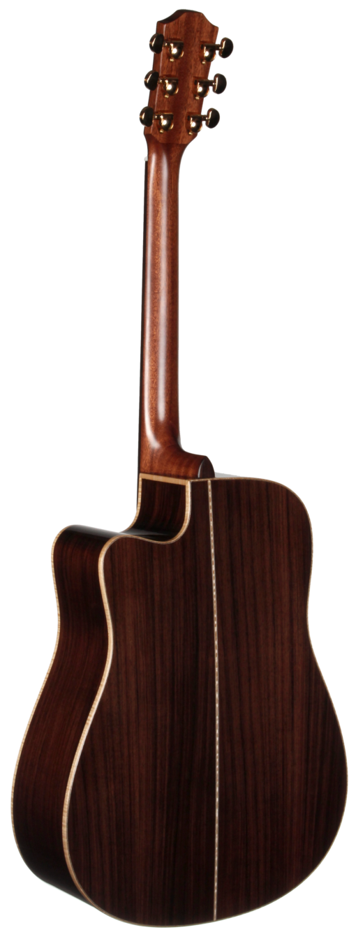 STS150CENT-AR Arm Rest Teton Guitar Back and Sides