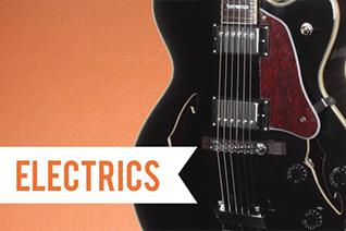 Teton Guitars - Electrics