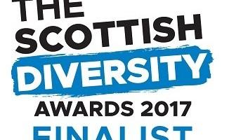 Scottish Diversity Awards logo