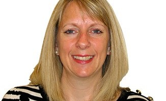 Michelle McCrindle, chief executive Food Train