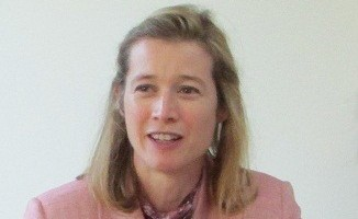 Camilla Byk, editor of Podium.me