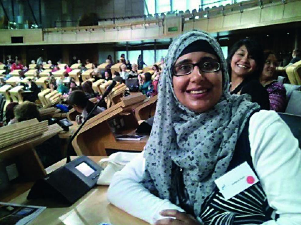 Children report Islamophobia in Edinburgh schools