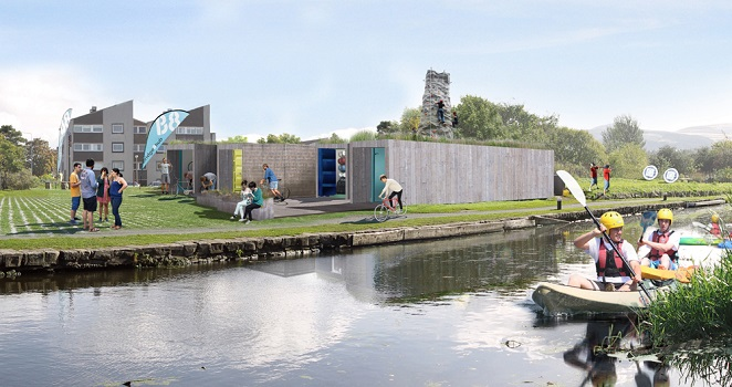 9. Get paddling on the canal