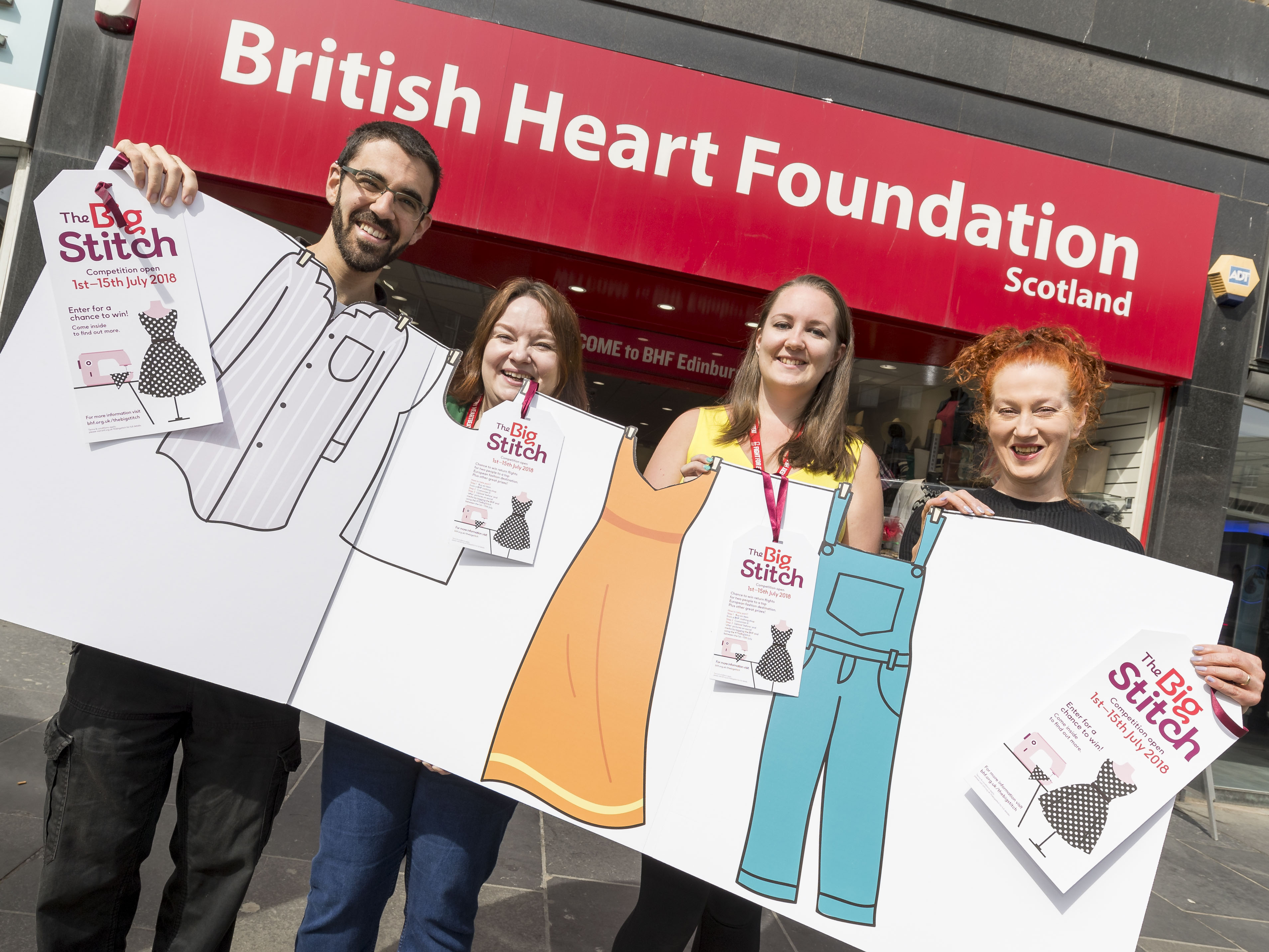 1. British Heart Foundation