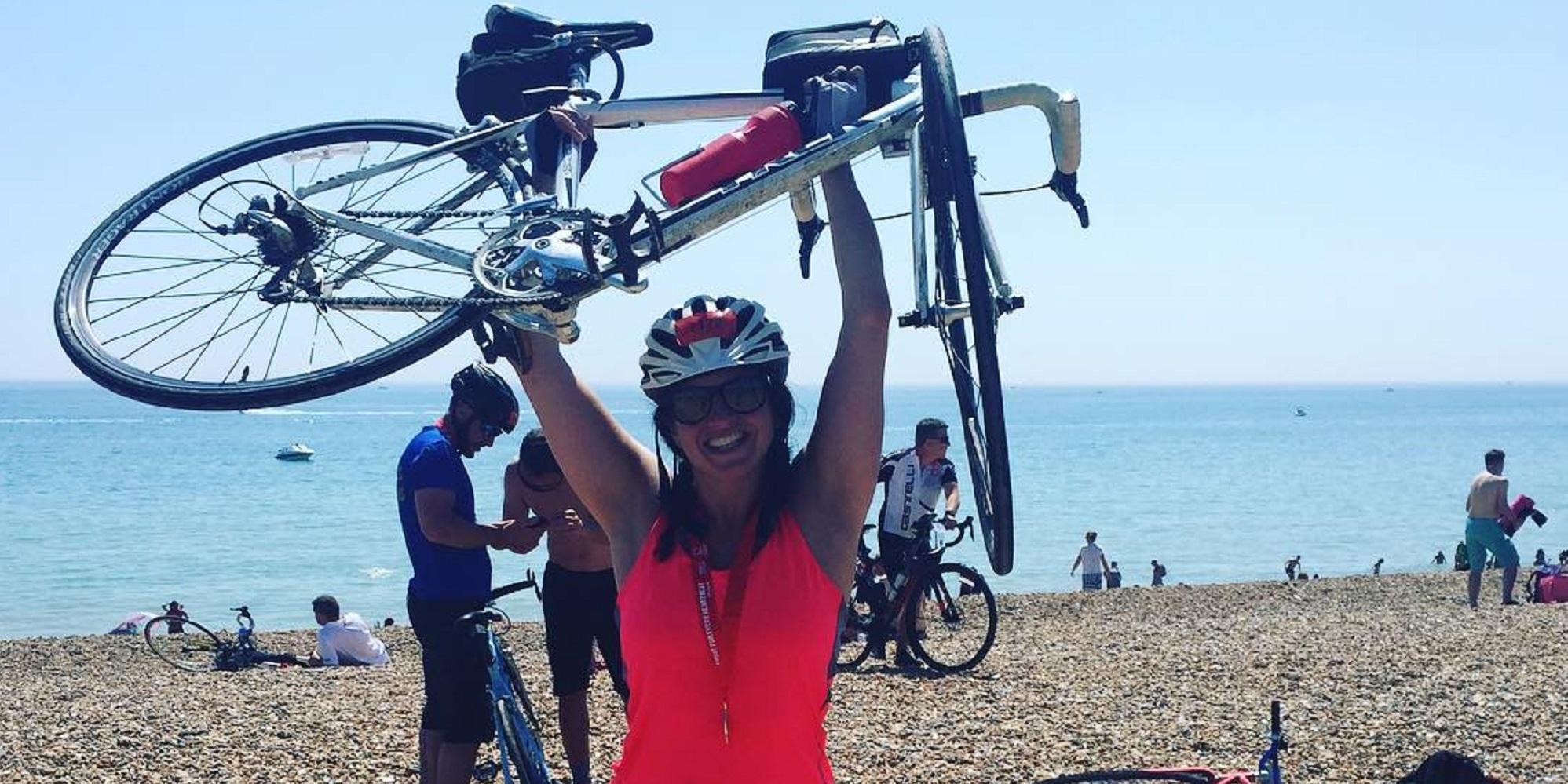 12. British Heart Foundation - London to Brighton Bike Ride