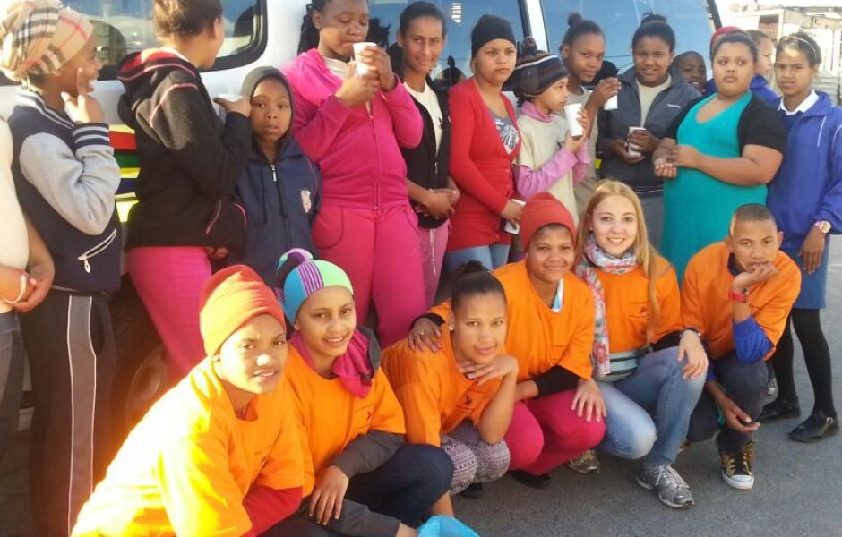 Empower women in Cape Town