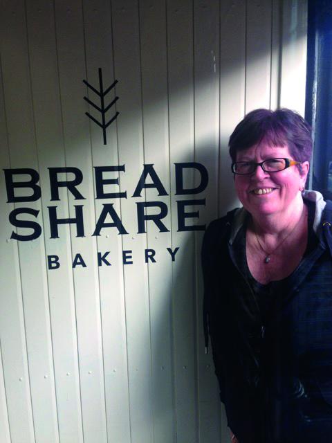 13. Debra Riddell – Chief executive, Breadshare