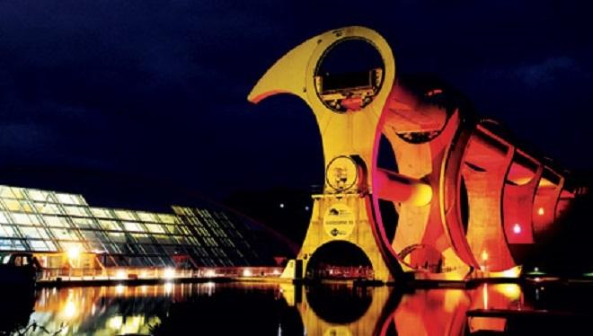 3. Glasgow to Edinburgh Trek