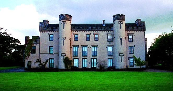 2. House of the Binns Estate